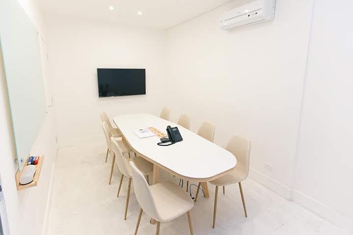 sala de reunião consolação