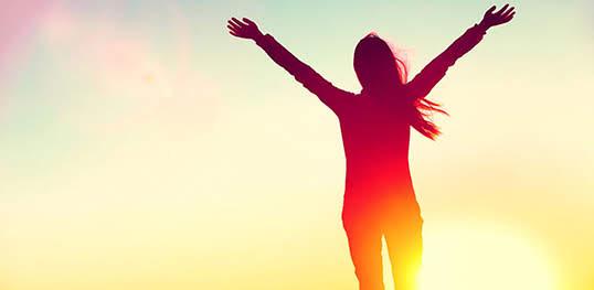 ser feliz é o objetivo